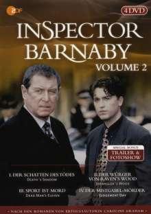 Inspector Barnaby Vol. 2, 4 DVDs