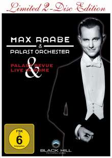 Max Raabe: Palast Revue / Live In Rome (Special Edition), 2 DVDs