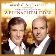 Marshall & Alexander: Unsere schönsten Weihnachtslieder, CD