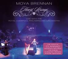 Moya (Máire) Brennan (Clannad): Heart Strings (Live), CD
