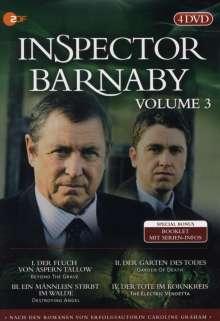 Inspector Barnaby Vol. 3, 4 DVDs