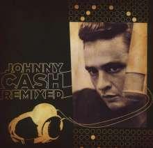 Johnny Cash: Johnny Cash Remixed, CD