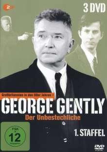 George Gently Staffel 1, 3 DVDs
