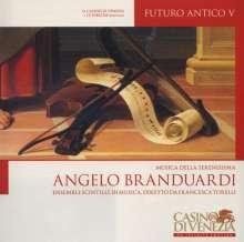 Angelo Branduardi: Futuro Antico V, CD