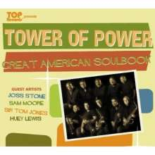Tower Of Power: Great American Soulbook, CD