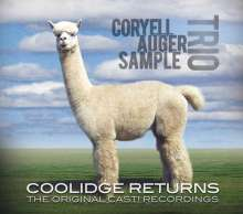 Julian Coryell, Karma Auger & Nicklas Sample: Coolidge Returns: The Original CAST Recordings, CD