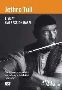 Jethro Tull: Live At AVO Session Basel 2008, DVD