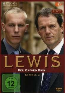 Lewis: Der Oxford Krimi Season 2, 4 DVDs