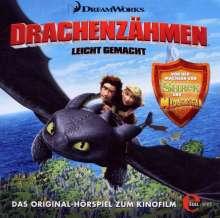 Cressida Cowell: Original Hörspiel z.Kinofilm, CD