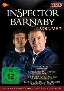 Inspector Barnaby Vol. 7, 4 DVDs