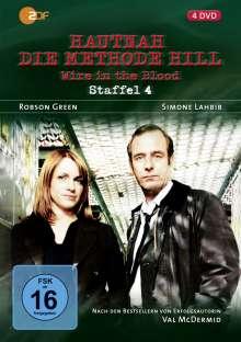 Wire in the Blood Staffel 4 (Hautnah - Die Methode Hill), 4 DVDs