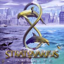 Stratovarius: Infinite, CD