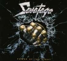 Savatage: Power Of The Night (2011 Edition), CD