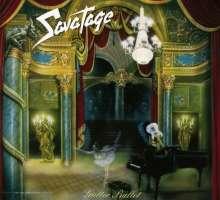 Savatage: Gutter Ballet (2011 Edition), CD