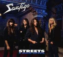 Savatage: Streets - A Rock Opera, CD