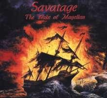 Savatage: The Wake Of Magellan, CD