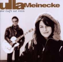 Ulla Meinecke: Die Luft ist rein, CD