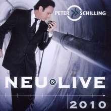 Peter Schilling: Neu & Live 2010, CD