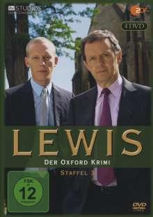Lewis: Der Oxford Krimi Season 3, 4 DVDs