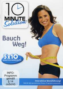 10 Minute Solution - Bauch weg!, DVD