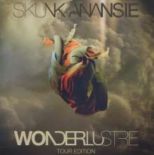 Skunk Anansie: Wonderlustre (Limited Tour Edition), 2 CDs