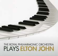Royal Philharmonic Orchestra: Plays Elton John, CD