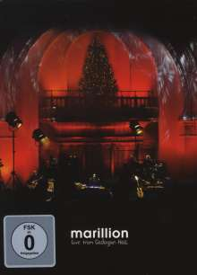 Marillion: Live From Cadogan Hall 2009, 2 DVDs