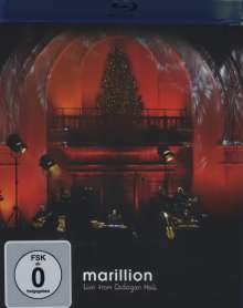 Marillion: Live From Cadogan Hall 2009, Blu-ray Disc
