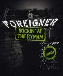 Foreigner: Rockin' At The Ryman, Blu-ray Disc