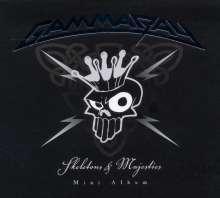 Gamma Ray (Metal): Skeletons And Majesties (Mini Album), CD