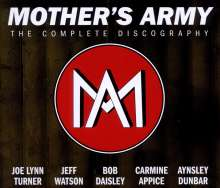 Mother's Army: The Complete Discography, 3 CDs