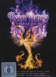 Deep Purple: Phoenix Rising (Deluxe-Edition) (Digibook), DVD