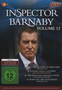 Inspector Barnaby Vol. 12, 4 DVDs