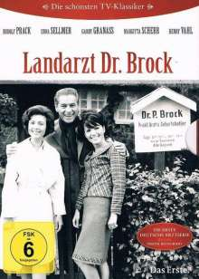 Landarzt Dr. Brock, 4 DVDs