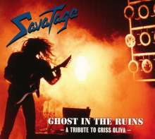 Savatage: Ghost In Ruins (2011 Edition), CD