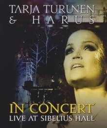 Tarja Turunen & Harus: In Concert - Live At Sibelius Hall (Blu-ray + CD), 2 Blu-ray Discs