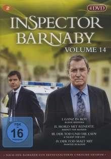 Inspector Barnaby Vol. 14, 4 DVDs