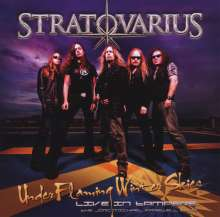 Stratovarius: Under Flaming Winter Skies: Live In Tampere 2011, 2 CDs