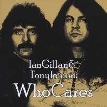 WhoCares (Ian Gillan & Tony Iommi): The Compilation, 2 CDs