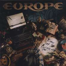 Europe: Bag Of Bones, CD
