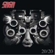 Saga: 20/20, CD