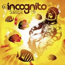 Incognito: Surreal, CD