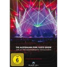 The Australian Pink Floyd Show: Live At The Hammersmith Apollo 2011, 2 DVDs