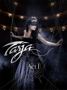 Tarja Turunen (ex-Nightwish): Act I, 2 DVDs