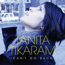 Tanita Tikaram: Can't Go Back, CD