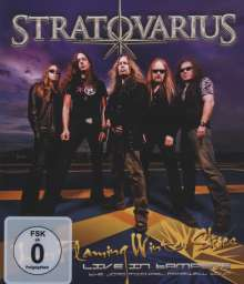 Stratovarius: Under Flaming Winter Skies: Live In Tampere 2011, Blu-ray Disc
