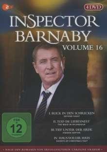 Inspector Barnaby Vol. 16, 4 DVDs