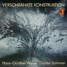 Hans-Günther Wauer & Günter Baby Sommer: Verschränkte Konstruktion: Live 1986, CD