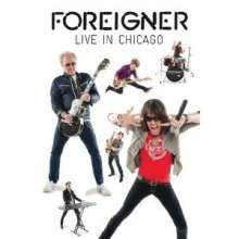 Foreigner: Live in Chicago 2011, Blu-ray Disc