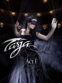 Tarja Turunen (ex-Nightwish): Act I, Blu-ray Disc